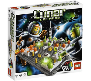 LEGO Lunar Command  Set 3842