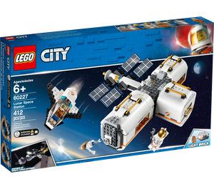 LEGO Lunar Space Station Set 60227 Packaging