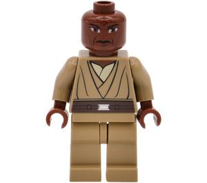 LEGO Mace Windu, Clone Wars with Large Eyes Minifigure