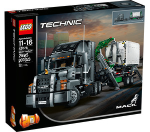 LEGO Mack Anthem Set 42078 Packaging