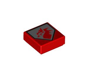 LEGO Macy Bot Tile 1 x 1 with Groove (3070 / 23828)