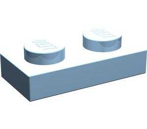 LEGO Maersk Blue Plate 1 x 2 (3023)