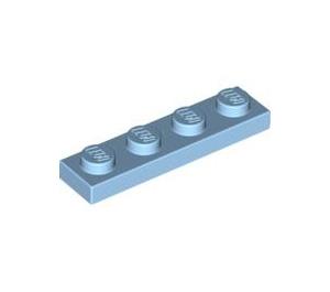 LEGO Maersk Blue Plate 1 x 4 (3710)