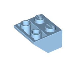 LEGO Maersk Blue Slope 45° 2 x 2 Inverted (3660)