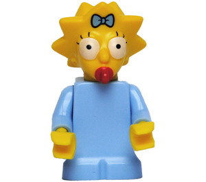 LEGO Maggie Simpson Minifigure
