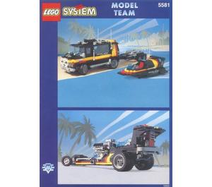 LEGO Magic Flash Set 5581