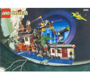LEGO Magic Mountain Time Lab Set 6494