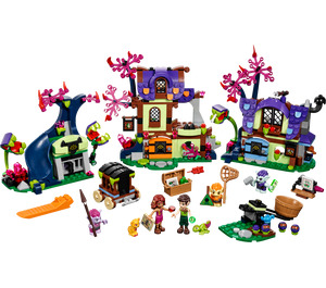 LEGO Magic Rescue from the Goblin Village Set 41185