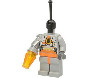 LEGO Magma Drone Minifigure