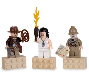 LEGO Magnet Set Indiana Jones (852504)