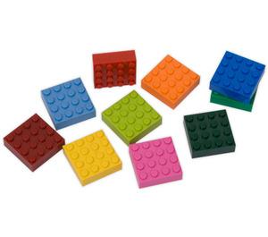 LEGO Magnet Set Large (4x4) (852469)
