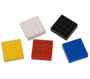 LEGO Magnet Set Medium (4x4) (852468)
