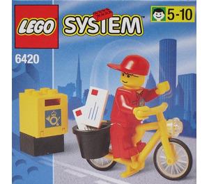 LEGO Mail Carrier Set 6420