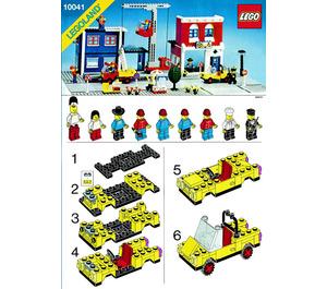 LEGO Main Street Set 10041 Instructions