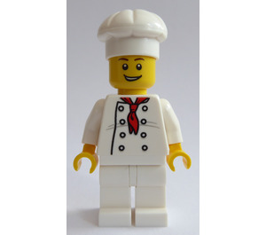 LEGO Male Chef with White Pants Minifigure