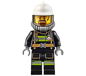 LEGO Male Firefighter Minifigure