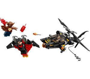 LEGO Man-Bat Attack Set 76011