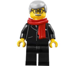 LEGO Man in Black Suit Minifigure