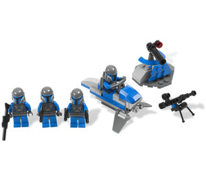 LEGO Mandalorian Battle Pack Set 7914