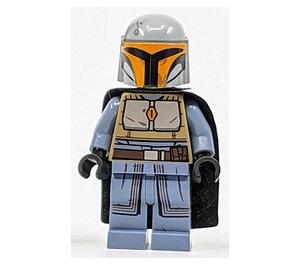 LEGO Mandalorian Warrior Minifigure