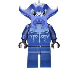 LEGO Manta Warrior Minifigure
