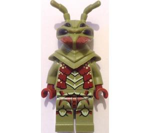 LEGO Mantizoid Minifigure