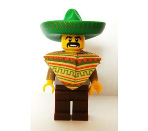 LEGO Mariachi Minifigure