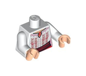 LEGO Marion Ravenwood Torso (76382)