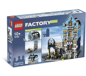 LEGO Market Street Set 10190 Packaging