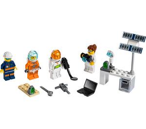 LEGO Mars Exploration Minifigure Pack Set 40345