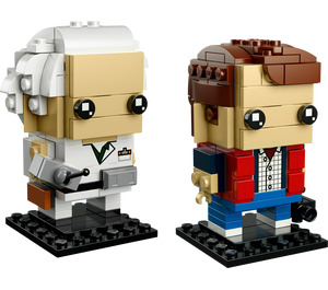 LEGO Marty McFly & Doc Brown Set 41611
