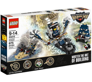 LEGO Master Builder Academy Invention Designer Set 20215