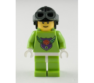 LEGO Master Builder Academy Minifigure