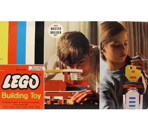 LEGO Master Builder Set 004