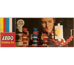 LEGO Master Mechanic Set 003