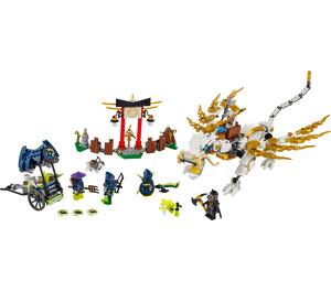 LEGO Master Wu Dragon Set 70734