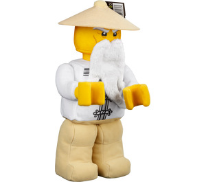 LEGO Master Wu Minifigure Plush (853765)
