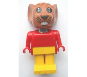LEGO Maximillian Mouse Fabuland Minifigure