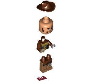 LEGO McCree Minifigure