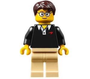 LEGO McLaren Designer / Driver (75880) Minifigure