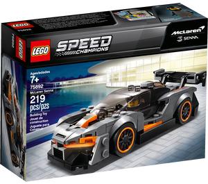 LEGO McLaren Senna Set 75892 Packaging