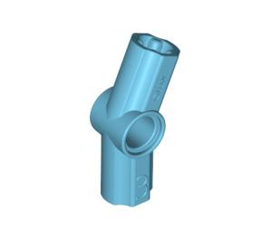LEGO Medium Azure Angle Connector #3 (157.5º) (32016 / 42128)