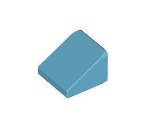 LEGO Medium Azure Slope 1 x 1 (31°) (54200)