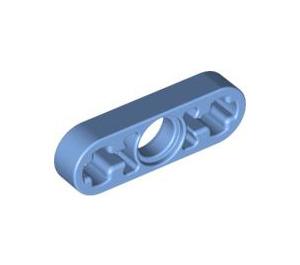 LEGO Medium Blue Beam 3 x 0.5 with Axle Holes (6632)