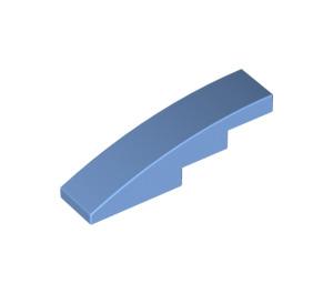 LEGO Medium Blue Slope 1 x 4 Curved (11153 / 61678)