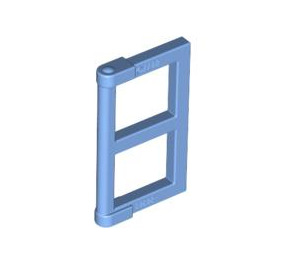 LEGO Window 1 x 2 x 3 Pane with Thick Corner Tabs (28961 / 60608)
