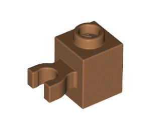 LEGO Chair mate Brique 1 x 1 avec Verticale Agrafe (Clip en U, goujon solide) (60475)