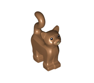 LEGO Medium Dark Flesh Cat (39280)