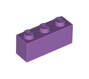 LEGO Medium Lavender Brick 1 x 3 (3622)