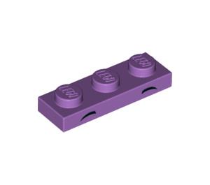 LEGO Medium Lavender sleepy unikitty Plate 1 x 3 (38904)